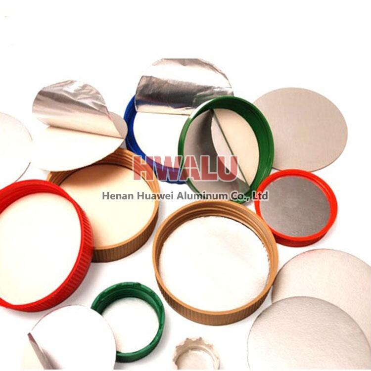 aluminum foil induction liner