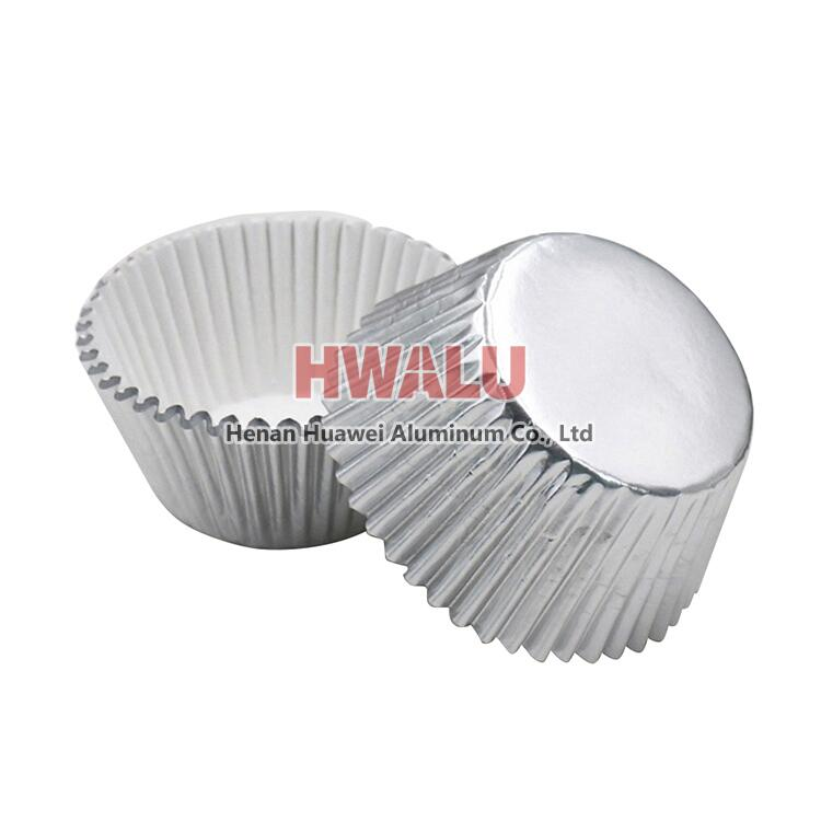 aluminum foil baking cups