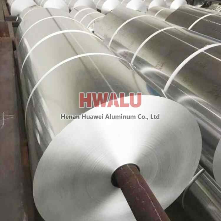 aluminum foil for transformers