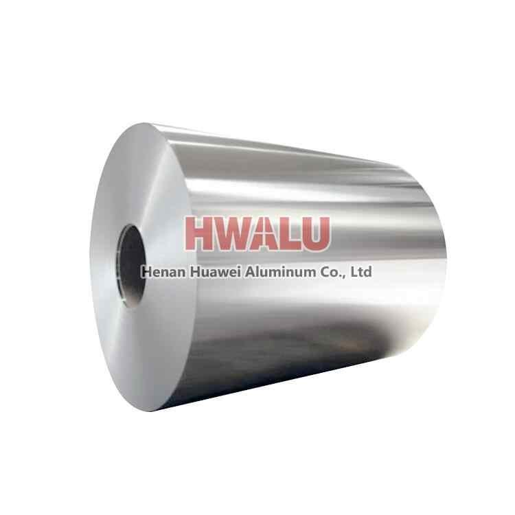 custom aluminum foil